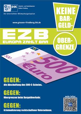 Europa zahl Bar
